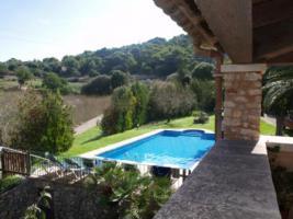 Foto 4 Langzeitmiete Mallorca: Alte renovierte mallorquinische Traum Finca mit Pool und Panorama Blick in S'Horta
