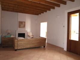 Foto 7 Langzeitmiete Mallorca: Antike 390 m2 gro�e Finca mit 60 m2 Pool, Heizung und Pferdehaltung zwischen Felanitx und Villafranca