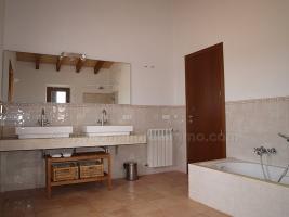 Foto 8 Langzeitmiete Mallorca: Antike 390 m2 große Finca mit 60 m2 Pool, Heizung und Pferdehaltung zwischen Felanitx und Villafranca