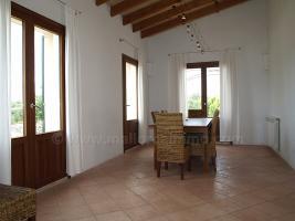 Foto 9 Langzeitmiete Mallorca: Antike 390 m2 gro�e Finca mit 60 m2 Pool, Heizung und Pferdehaltung zwischen Felanitx und Villafranca