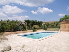 Foto 2 Langzeitmiete Mallorca: Antike renovierte 350 qm große Pool Finca mit Apartment zwischen Calonge und Cala D'or
