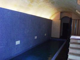 Foto 3 Langzeitmiete Mallorca: Außergewöhliche Wohnung mit Pool in einem historischem Altstadt Palast von Plama de Mallorca
