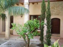 Foto 5 Langzeitmiete Mallorca: Außergewöhliche Wohnung mit Pool in einem historischem Altstadt Palast von Plama de Mallorca