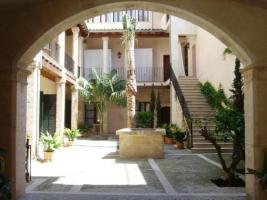 Foto 7 Langzeitmiete Mallorca: Außergewöhliche Wohnung mit Pool in einem historischem Altstadt Palast von Plama de Mallorca