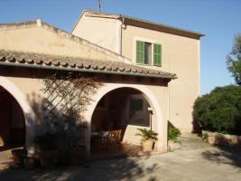 Foto 5 Langzeitmiete Mallorca: Einzigartige Pool Finca mit Olivenplantage auf einem 26 HA Grundstück in erhöhter Lage von Campos
