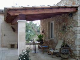 Foto 3 Langzeitmiete Mallorca: Hochwertige 200 m2 große Pool Finca zwischen Felanitx und Porto Colom
