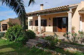 Langzeitmiete Mallorca: Idyllische Finca in Alqueria Blanca bei Cala Mondrago