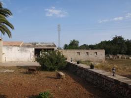 Foto 5 Langzeitmiete Mallorca: Kleine möblierte Natursteinfinca nahe Santanyi - Pferdehaltung möglich
