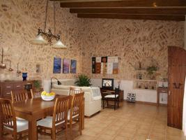 Foto 6 Langzeitmiete Mallorca: Kleine möblierte Natursteinfinca nahe Santanyi - Pferdehaltung möglich