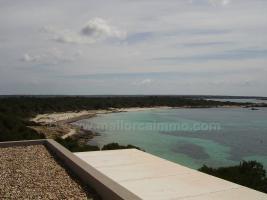 Foto 2 Langzeitmiete Mallorca: Luxus Meerblick Wohnung in erster Meereslinie mit riesiger Dachterrasse