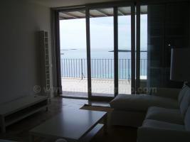 Foto 7 Langzeitmiete Mallorca: Luxus Meerblick Wohnung in erster Meereslinie mit riesiger Dachterrasse
