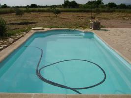 Foto 2 Langzeitmiete Mallorca: Naturstein Pool Finca zwischen Campos und Colonia Sant Jordi