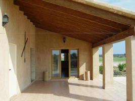 Foto 3 Langzeitmiete Mallorca: Naturstein Pool Finca zwischen Campos und Colonia Sant Jordi