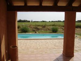 Foto 4 Langzeitmiete Mallorca: Naturstein Pool Finca zwischen Campos und Colonia Sant Jordi