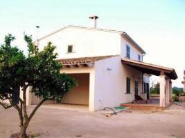 Foto 2 Langzeitmiete Mallorca: Neubau Finca nahe Campos mit Gästestudio und einem 350 qm Nebengebäude