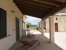 Foto 3 Langzeitmiete Mallorca: Neubau Finca nahe Campos mit Gästestudio und einem 350 qm Nebengebäude