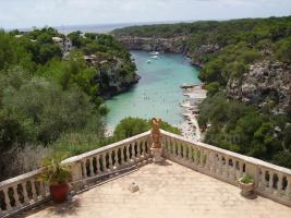 Foto 4 Langzeitmiete Mallorca: Pool Chalet in erster Meereslinie auf den Klippen von Cala Pi