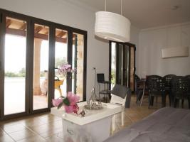 Foto 5 Langzeitmiete Mallorca: Pool Finca mit Casita und Meerblick nahe Santanyi