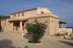 Foto 2 Langzeitmiete Mallorca: Porto Colom - 308 m² Pool Finca mit Gästehaus und Meerblick