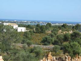 Foto 6 Langzeitmiete Mallorca: Porto Colom - 308 m² Pool Finca mit Gästehaus und Meerblick