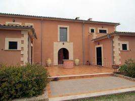 Foto 2 Langzeitmiete Mallorca: Repr�sentatives 300 qm Pool Finca Anwesen bei Santanyi mit 6 Schlafzimmern