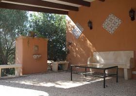 Foto 5 Langzeitmiete Mallorca: Romantische Finca mit Pool und einem Gästehaus nahe Alqueria Blanca