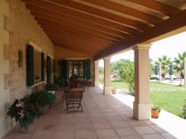 Foto 3 Langzeitmiete Mallorca: Ruhig gelegene 280 m2 Finca mit einem 100 m2 Pool zwischen Manacor und Porto Cristo