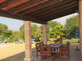 Foto 3 Langzeitmiete Mallorca: Ruhige Pool Finca mit Pferdekoppel zwischen Campos und Ses Covetes