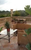 Foto 4 Langzeitmiete Mallorca: Traumhafte 320 qm große Pool Finca mit 3 getrennten Wohneinheiten bei Porreres
