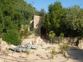 Foto 7 Langzeitmiete Mallorca: Traumhafte Naturstein Pool Finca + 2 Gästehäuser in Hanglage bei Llucmajor