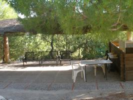 Foto 8 Langzeitmiete Mallorca: Traumhafte Naturstein Pool Finca + 2 Gästehäuser in Hanglage bei Llucmajor