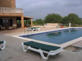 Foto 3 Langzeitmiete Mallorca: Traumhafte große Pool Finca in Campos nahe am Es Trenc Strand