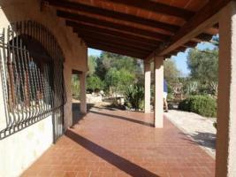 Foto 2 Langzeitmiete Mallorca: Wunderschöne Naturstein Finca mit Mühle nahe Santanyi - Pferdehaltung möglich
