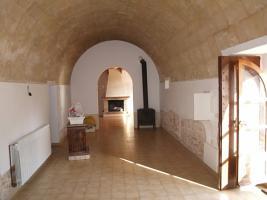 Foto 3 Langzeitmiete Mallorca: Wunderschöne Naturstein Finca mit Mühle nahe Santanyi - Pferdehaltung möglich