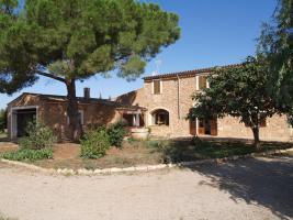 Foto 2 Langzeitmiete Mallorca. Renovierte gemütliche 200 m2 Naturstein Finca in Son Mesquida zwischen Porreres und Felanitx