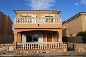 Langzeitvermietung Mallorca: 150 m² Chalet in Sa Rapita