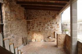 Langzeitvermietung Mallorca: Dorfhaus mit 4 Schlafzimmern in Santanyi
