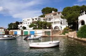 Langzeitvermietung Mallorca: Duplex Chalet am Hafen von Cala D'or mit Bootsankerplatz
