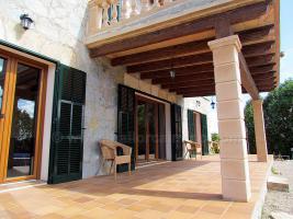 Foto 3 Langzeitvermietung Mallorca: Neuwertige Finca mit einem 13 Meter Pool nahe Porreres