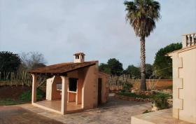 Foto 3 Langzeitvermietung Mallorca: Pool Finca bei Cas Concos
