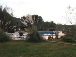 Foto 4 Langzeitvermietung Mallorca: Pool Finca mit Meerblick nahe Santanyi