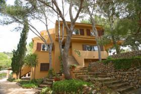 Foto 3 Langzeitvermietung Mallorca: Repräsentative Pool Villa in Calvia / Costa de la Calma