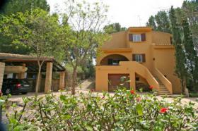 Foto 4 Langzeitvermietung Mallorca: Repräsentative Pool Villa in Calvia / Costa de la Calma