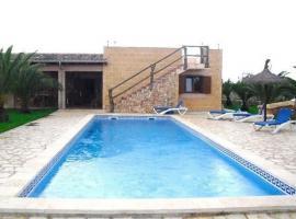 Foto 4 Langzeitvermietung Mallorca: Ruhige Pool Finca zwischen Campos und Ses Salines