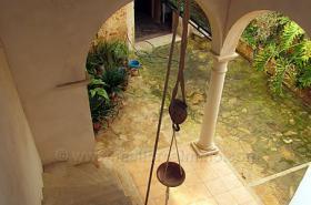 Langzeitvermietung Mallorca: Wunderschönes renoviertes Dorfhaus mit Innenhof, Patios und Terrassen in ruhiger Lage von Campos