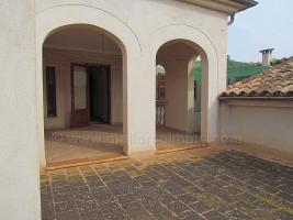 Foto 3 Langzeitvermietung Mallorca: Wunderschönes renoviertes Dorfhaus mit Innenhof, Patios und Terrassen in ruhiger Lage von Campos