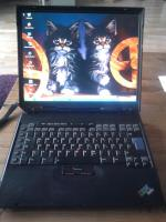 Laptop IBM Thinkpad A31
