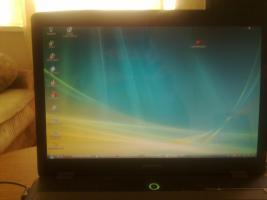 Laptop emachines g420 vista 17 zoll Betriebssystem