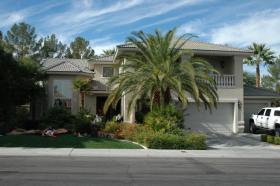 Foto 4 Las Vegas, Grosse Luxusvilla mit Pool  US$490.000