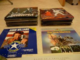 Foto 4 Laserdisc Filme / Rarit�ten zum Teil unbenutzt ca. 175 St�ck.